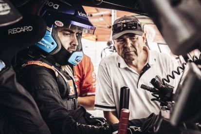 """Dakar-Chef zu Fernando Alonso: """"Lerne, demütig zu sein"""""""