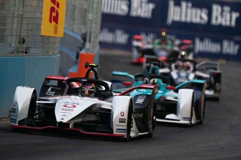 Formel E ab 2022/23: 476 PS, 30 Sekunden Ladezeit, 780 Kilo!