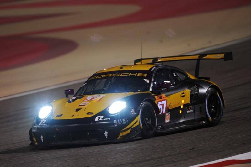 Bahrain-Marathon: Amateur legt 3-Stunden-Stint im Porsche 911 RSR hin