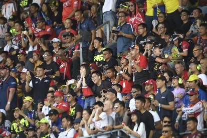 MotoGP-Zuschauerzahlen 2019: Buriram klar vorn, Sachsenring über 200.000
