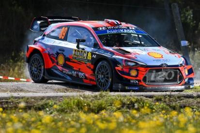 Hybrid-Boost in der WRC 2022 auch bei den Prüfungen
