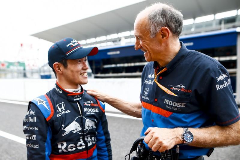 Honda-Ass Yamamoto: Weitere Formel-1-Chance bei Red Bull?