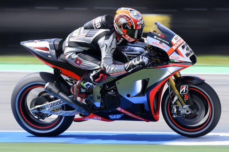 "Marco Melandri: ""Aprilia hätte in der Superbike-WM bleiben sollen"""