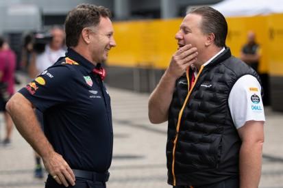 Highlights des Tages: McLaren-Boss bucht Red-Bull-Tour