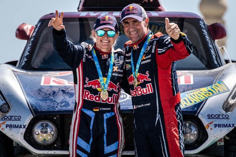 Ehepaar Peterhansel: Kein gemeinsamer Start bei der Rallye Dakar