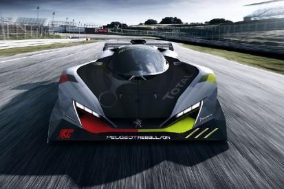 Peugeot-Hypercar könnte schon vor WEC 2022/23 Rennen absolvieren