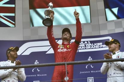 Ferrari-CEO Camilleri: Leclerc hat sogar uns überrascht