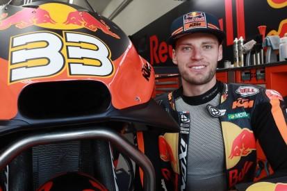 """MotoGP-Aufstieg ins Werksteam: Für Binder war es """"ein kleiner Schock"""""""