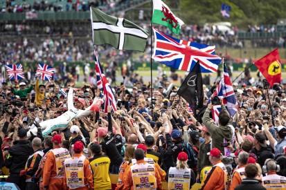 Formel-1-Statistik 2019: Drei Rennen mit mehr als 300.000 Zuschauern