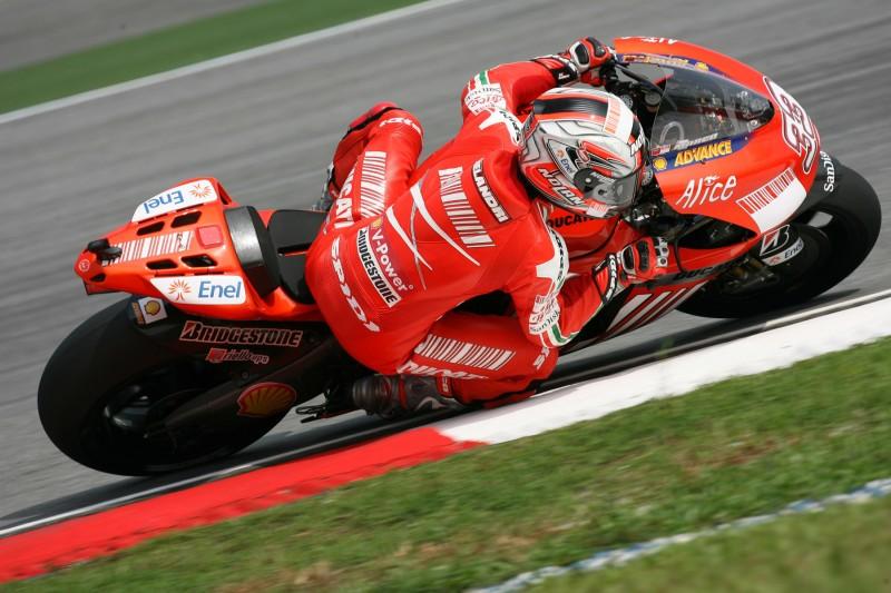 """Marco Melandri über Ducati Desmosedici GP8: """"Hatte Angst vor dem Motorrad"""""""