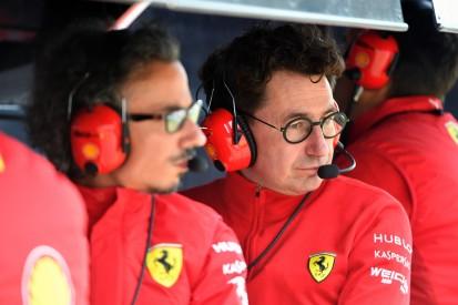 """""""Wahre Freude"""": Ferrari-Chef Camilleri stellt Binotto außer Diskussion"""