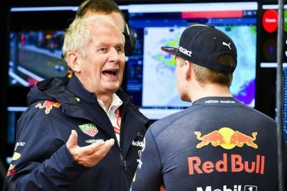 Helmut Marko: Hamilton immer noch besser als Verstappen!
