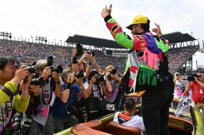 Highlights des Tages: Daniel Ricciardo rockt auf der Bühne!
