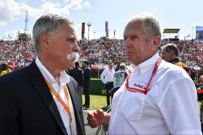 """Helmut Marko: Formel E """"keine Konkurrenz"""" für die Formel 1"""