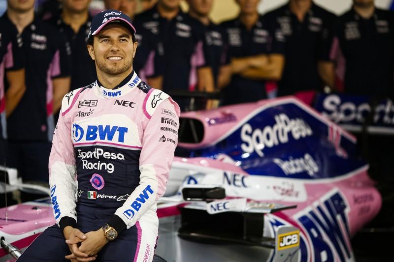 Perez: Aktueller Racing-Point-Vertrag der letzte?