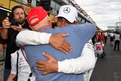 """Lewis Hamilton: Letzter Besuch bei Niki Lauda """"war ein Schock"""""""