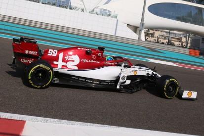 So hat Antonio Giovinazzi seine Formel-1-Karriere bei Alfa Romeo gerettet