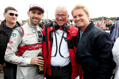 "Autogrammjäger Nico Rosberg: ""Als Kind gab es nur die DTM"""