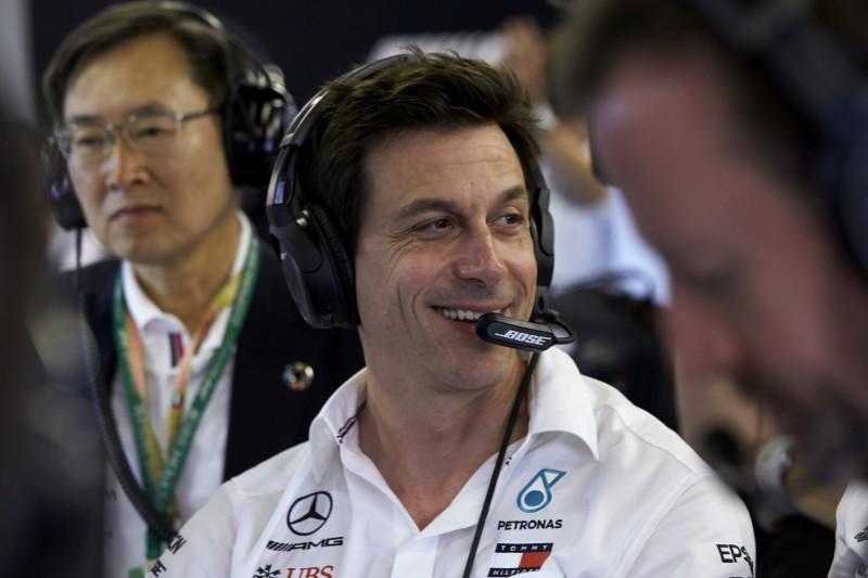 """Toto Wolff: Formel-1-Ausstieg wäre """"sicher nicht richtig"""""""