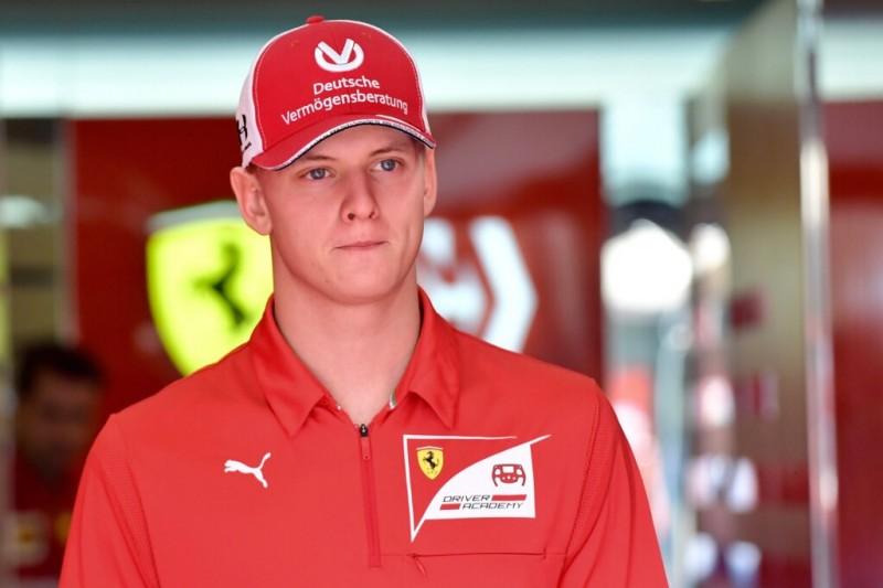 Ferrari: Mick Schumacher für 2021 noch kein Thema