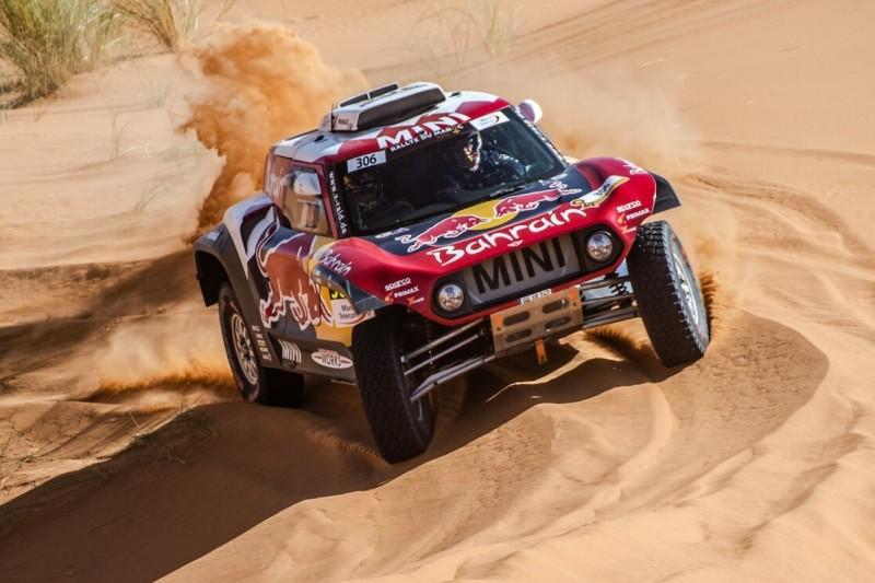 X-raid will mit überarbeitetem Buggy Toyota den Dakar-Sieg abjagen