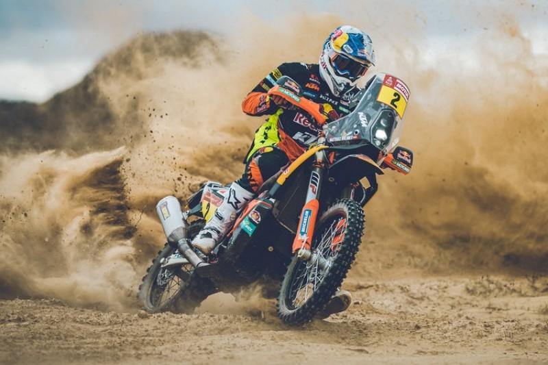 KTM peilt den 19. Sieg bei der Rallye Dakar an