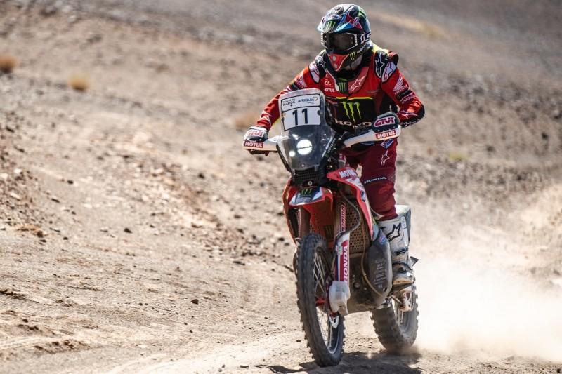 Honda und Yamaha: Die KTM-Herausforderer bei der Rallye Dakar
