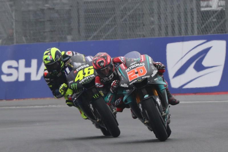 Rossi gibt zu: Wechsel zu Petronas-Yamaha eine Option für 2021