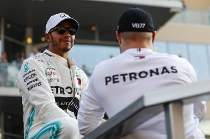 Hamilton gibt zu: Habe den Druck von Bottas 2.0 gespürt