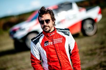 """Fernando Alonso vor Dakar-Abenteuer: """"Mache das nicht für Marketing"""""""
