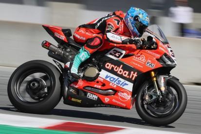 Ducati: Marco Melandri trug maßgeblich zur Entwicklung der V2-Panigale bei