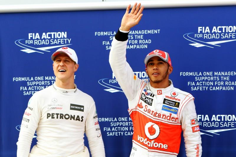 Wie würde die WM ohne Schumacher/Hamilton aussehen?