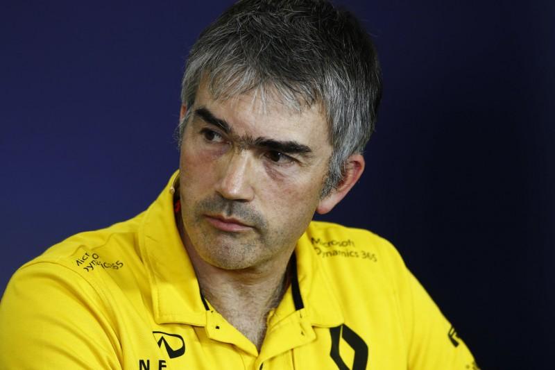 Beerbt ein Ex-Renault-Technikchef Paddy Lowe bei Williams?