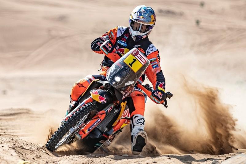 Rallye Dakar 2020: Titelverteidiger Toby Price gewinnt Auftaktetappe