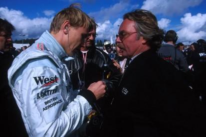 """Mika Häkkinen: Hätte ohne Keke Rosberg """"keine Chance"""" gehabt"""