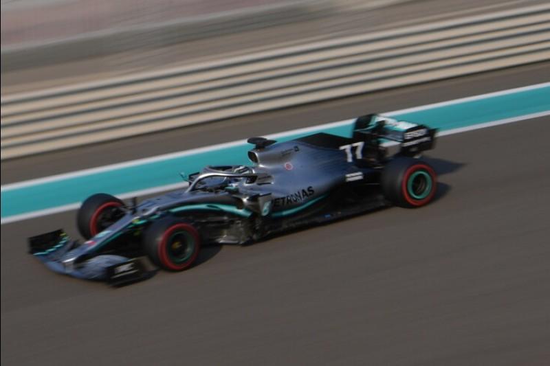 Drag und Power: Bottas identifiziert Schwächen bei Mercedes