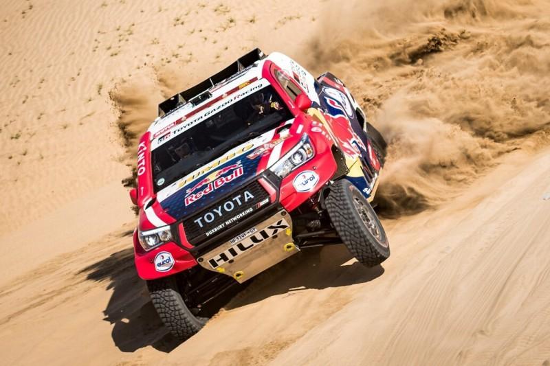 Rallye Dakar 2020: Probleme für Al-Attiyah, überraschender Etappensieger