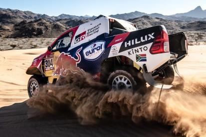 Rallye Dakar 2020: Tagessieg für de Villiers, Terranova übernimmt Spitze