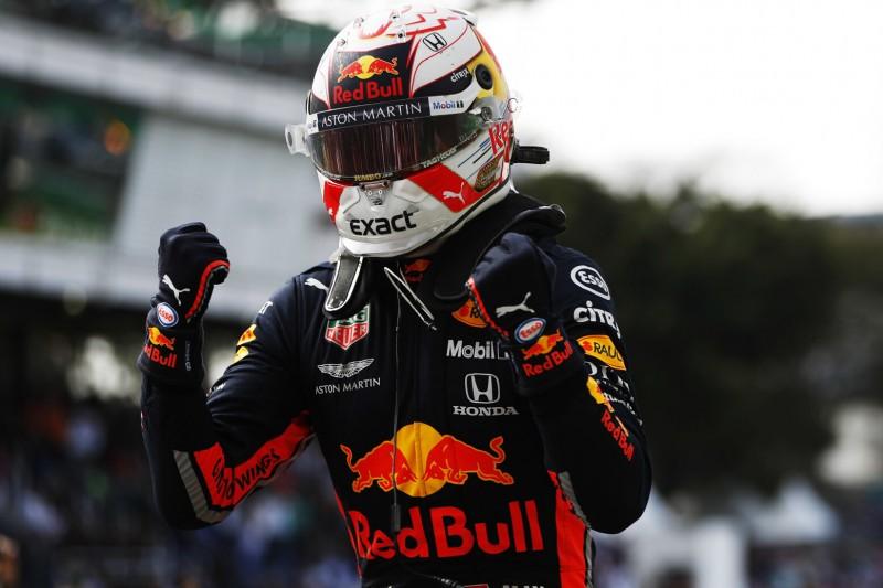2020: Max Verstappen glaubt, dass er Weltmeister werden kann