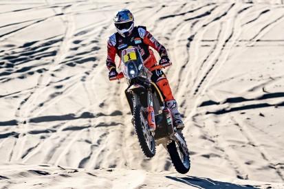 Video-Highlights der Rallye Dakar 2020: Die besten Szenen der Motorräder