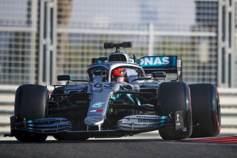 Russell über Mercedes-Nachwuchsrolle: Schulterklopfer nicht erwünscht