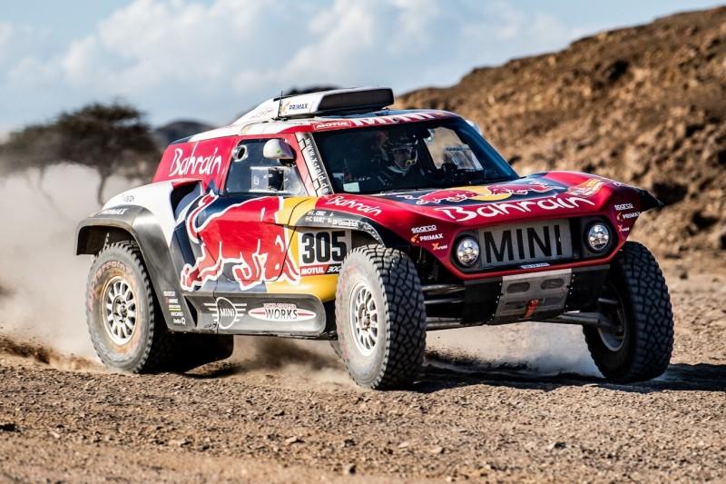 Rallye Dakar 2020: Sainz greift an und übernimmt mit Tagessieg die Führung