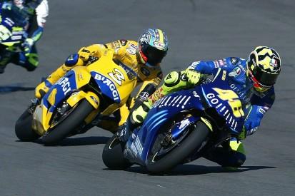 Welches MotoGP-Rennen Valentino Rossi am liebsten noch einmal erleben würde