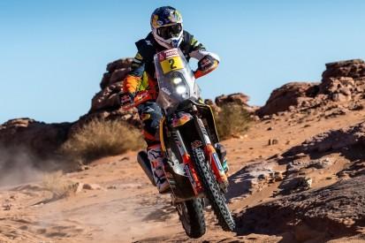 Rennleitung korrigiert Ergebnis der 3. Dakar-Etappe: Walkner profitiert
