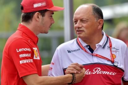 """Alfa-Teamchef Vasseur: Was Leclerc zum """"Champion"""" macht"""