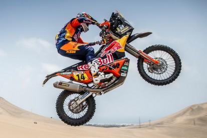 Rallye Dakar 2020: Foto-Finish bei Etappe vier, Walkner mit Rückschlag