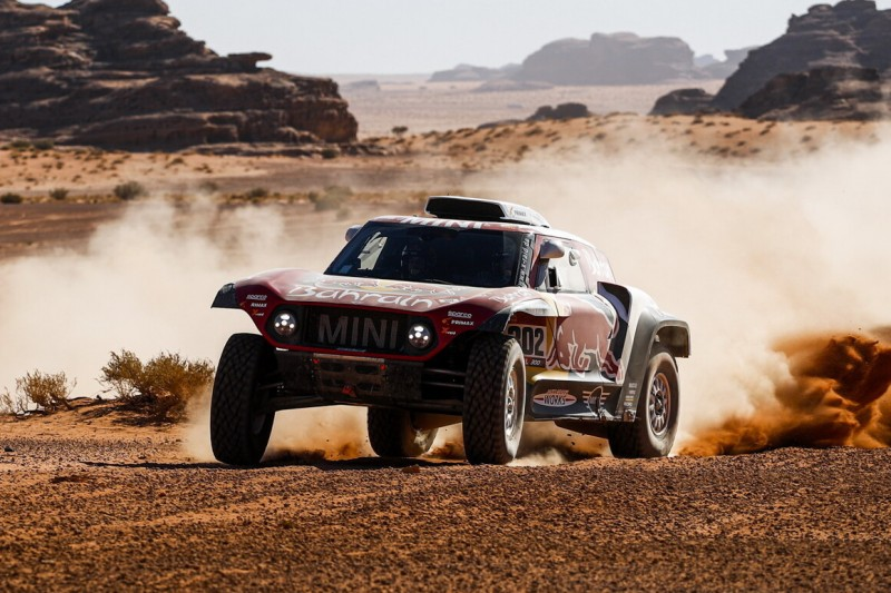 Rallye Dakar 2020: Peterhansel holt sich den Etappensieg