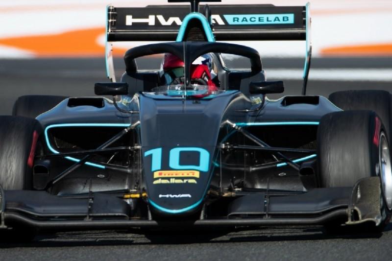 Fittipaldi und Doohan: Berühmte Namen fahren Formel 3 für HWA