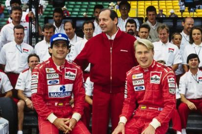 Warum sich Mika Häkkinen 1993 gegen Williams entschied