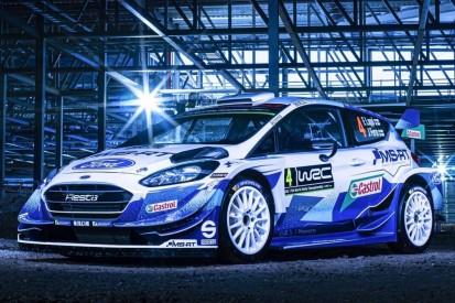Moderner Retro-Look: M-Sport zeigt Lackierung für WRC 2020
